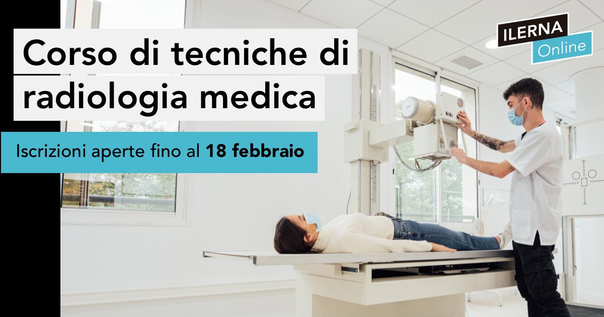 corso di tecniche di radiologia medica